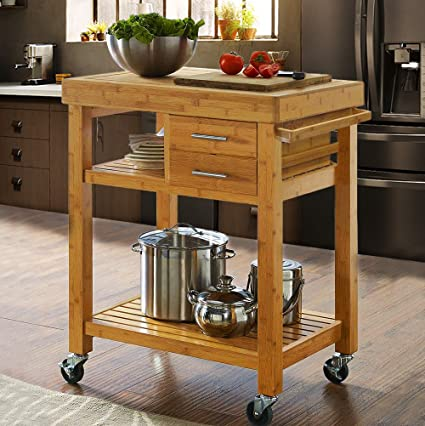 Where to Get a Kitchen Island Cart